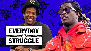Jay-Z Past Kneeling?, Young Thug's 'So Much Fun,' Nicki Minaj vs. Rick Ross | Everyday Struggle