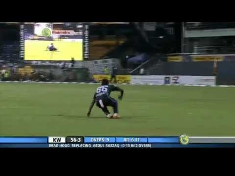 Wayamba United Vs Kandurata Warriors (24th August 2012 ) - Premadasa, Colombo