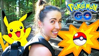 Видео ловли покемонов в Самаре: Pokemon GO - CLIMBING A MOUNTAIN TO CATCH POKEMON!! (Pokemon GO Gameplay) (автор: Samara Redway)