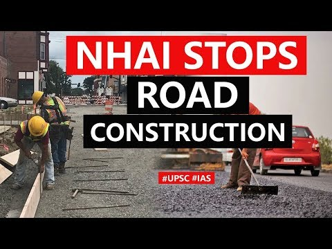 NHAI to stop road construction, PMO suggests NHAI to sell assets through an InvIT #UPSC2020 #IAS