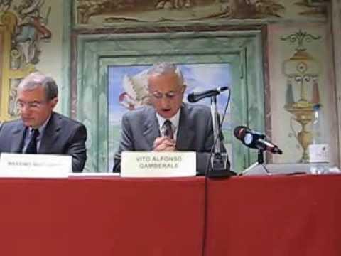 Vito Gamberale (F2i): new technologies, broadband and Telecom Italia