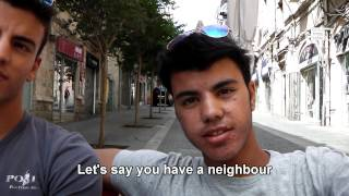 Israelis: What do you think of gay people?