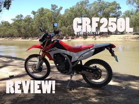 First MotoVlog! - Why i chose the Honda CRF250L (Review)