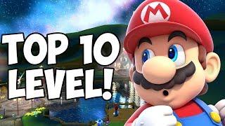 Top 10 3D Mario Level - RGE