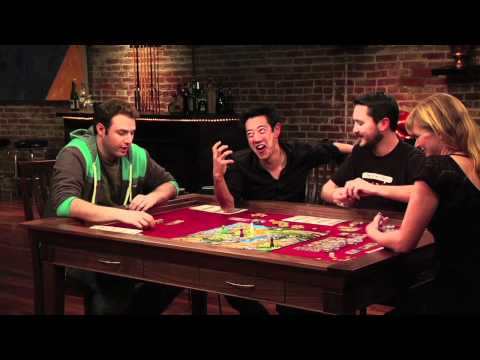 Wil Wheaton's TableTop Preview w/ Sean Plott, Freddie Wong, Flaming Interns!