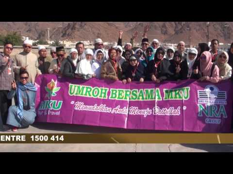 Video harga paket umroh nra travel