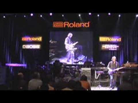 Roland VG-99 Winter NAMM 2007 Demo