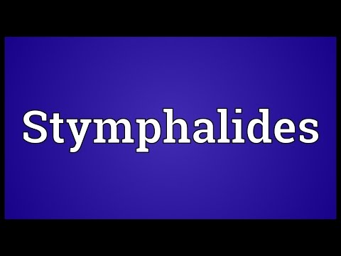 Header of Stymphalides