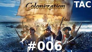 Let's Play Sid Meier's Civilization IV - Colonization #006 Kein Krieg mit uns (Deutsch/German)