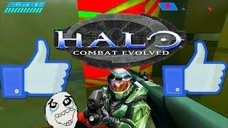 Halo Combat Evolved!ZOMBIS¡ !Este¡ GAMEPLAY hará que ella te AME Prueba 100% IRREFUTABLE 2018