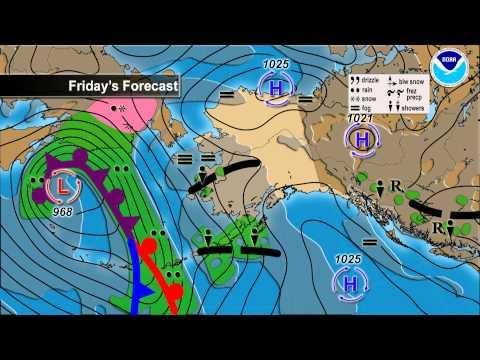 May 21, 2015 Alaska Weather Daily Briefing