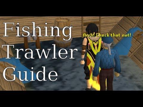 Fishing Trawler Guide