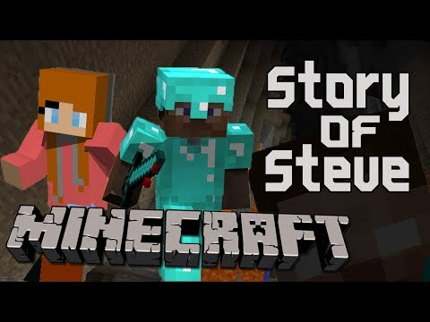 【Minecraft MV】 - Story of Steve [เรือเล็กควรออกจากฝั่ง]