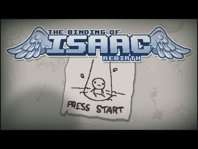 The Binding of Isaac: Rebirth Gameplay |PSVITA|