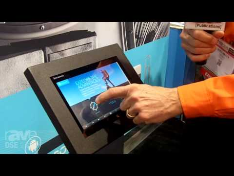 "DSE 2015: inLighten Offers Range of Interactive Kiosks, Specialized Kiosks Such as ""Giving"" Stations"