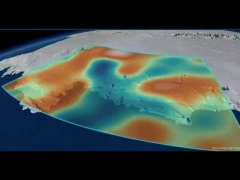 West Antarctica's Meltdown Weakens Earths Gravity!
