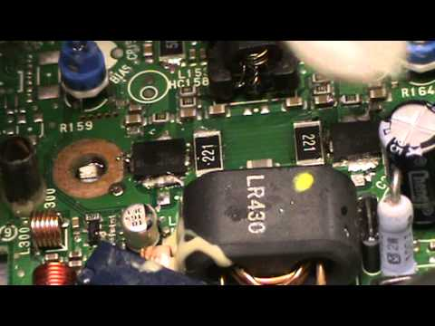 Icom IC-703 Final replacement part6