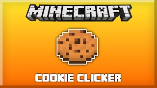 PLAY COOKIE CLICKER in only one command! [Minecraft 1.8]
