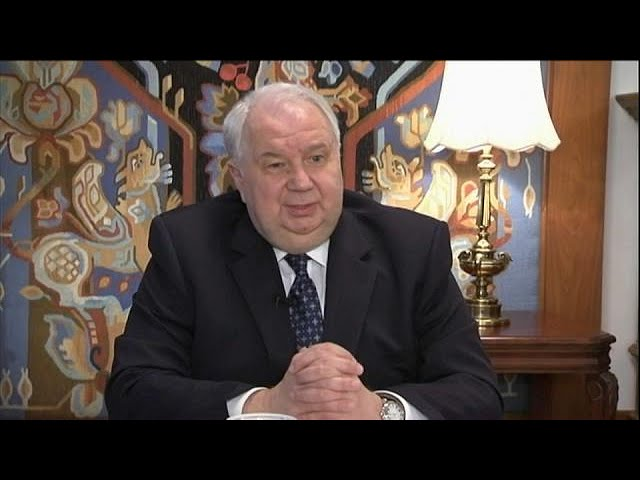 Controversial Russian ambassador to US ends tenure