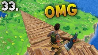 Fortnite Battle Royale Moments Ep.33 (Fortnite Funny and Best Moments)