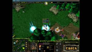 Fly (Orc) vs Moon (NE) - WarCraft 3 - WC3 - G2 - WC1841