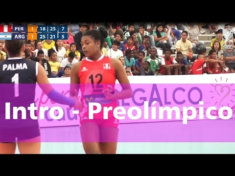 Río 2016: Preolímpico de vóley será transmitido en directo (VIDEO)