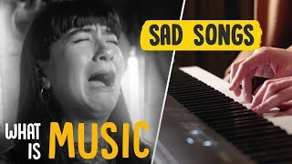 What is a sad song? (how to make a song sad) | What is Music