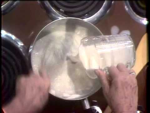 Julia Child The French Chef- Cheese and Wine Party