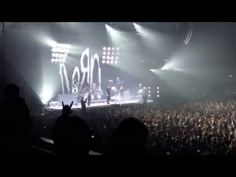 Korn & Slipknot performing Sabotage by Beastie Boys @ Wembley Arena 23/01/2015 [HIGH QUALITY]