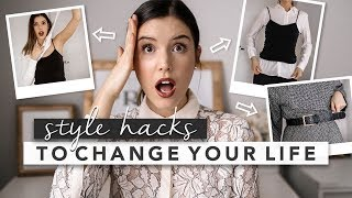 5 Style Hacks that Will Change Your Life | by Erin Elizabeth
