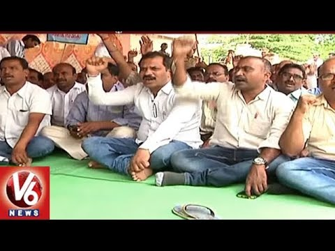 Employees Unions Demands For Cancellation of Web Counselling | V6 News