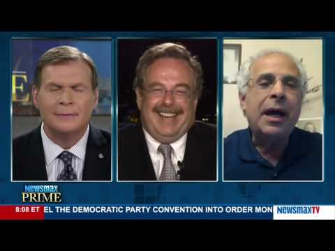 Newsmax Prime | Michael Patrick Flanagan and John Zogby discuss the trouble at the DNC