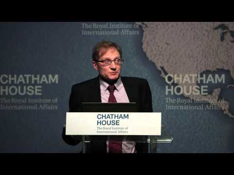 Event Speech: The Annual Russia Lecture: Russian Society and the Economic Turning Point