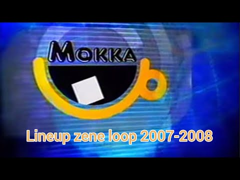 TV2 Mokka lineup zene loop 2007-2008