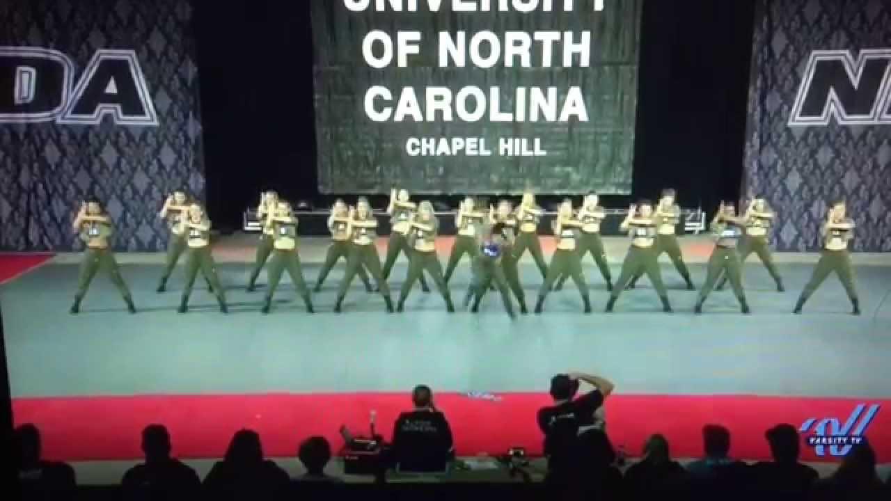 Unc Dance Unc Dance Team | Nationals Hip