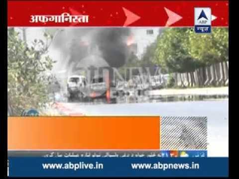 Kabul : 21 civilians injured in Parliament attack; Taliban takes responsibility