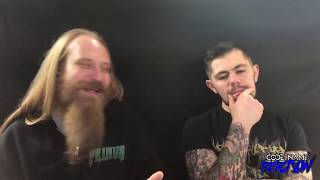 """Metal Heads Review """"Cross Off"""" by Mark Morton feat. Chester Bennington"""