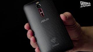 Обзор смартфона ASUS ZenFone 2 Deluxe Special Edition: премиум-версия ASUS ZenFone 2