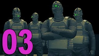 GTA Online Doomsday Heist - Part 3 - CRAZY STEALTH MISSION