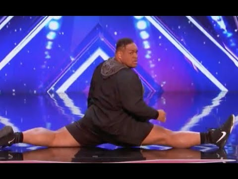No One Was Expecting This Dancer!   Week 3   America's Got Talent 2017