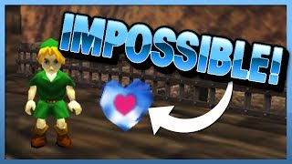 Ocarina of Time's IMPOSSIBLE Heart Piece - Hyrule Highlights