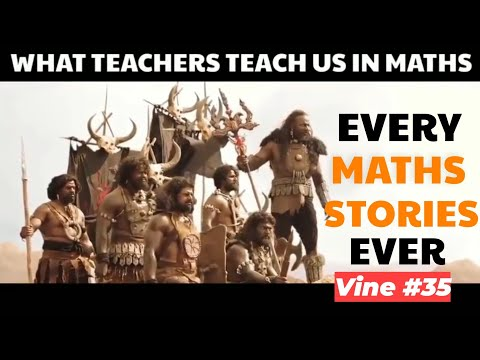 Maths stories in song vine style || vine #34 || Crazy stuff vines