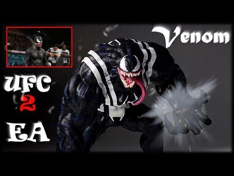 UFC 2 Muay Thai Боец в Тяжелом весе(VENOM)!(Я приболел(((Не лучший стрим в моем исполнении ...