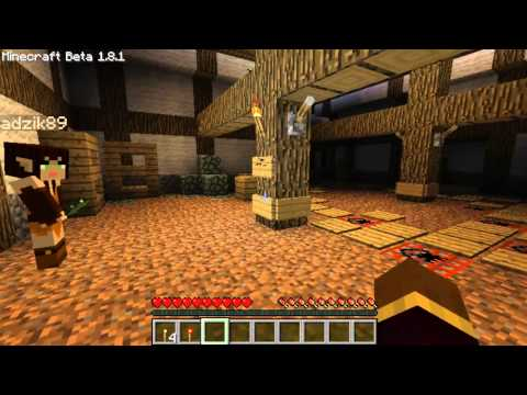 Minecraft Amnesia The Dark Descent - Husiek & Madzik89 / Bonus /