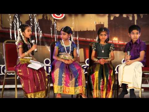 LTS - Pongal Festival 2015 - Tamil School Students Speech