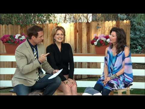 Hallmark Channel Home & Family 2080   Amy Grant