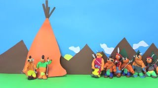 Ti små indianere Vear