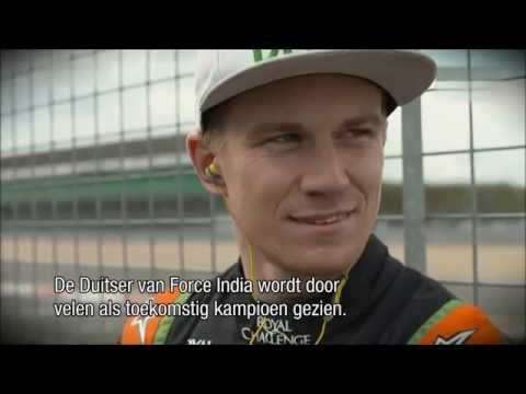 A look at Nico Hulkenberg's career so far