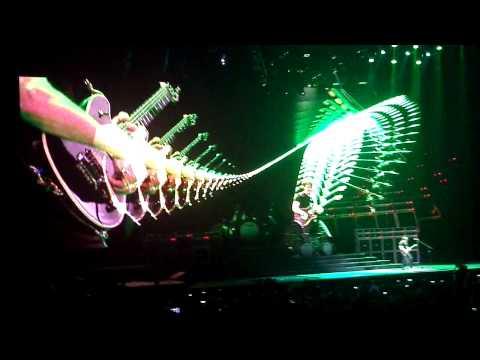 Eddie Van Halen solo - Dallas, TX 6/20/2012