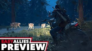 Days Gone - Easy Allies First Hands-On Preview